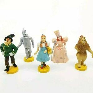"Vtg Wizard Of Oz Macau 1987 Turner Presents 3.5"""